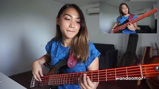 New Rules - Dua Lipa (Bass cover by Wanda Omar)
