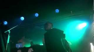 Caligola - Ride The Night Away - Live @Den Atelier (Lux.) - 04.06.2012