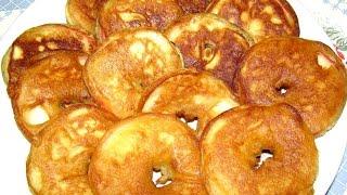 #ОЛАДЬИ с ЯБЛОКАМИ на Кефире Как Приготовить Вкусные ОЛАДУШКИ #Рецепт