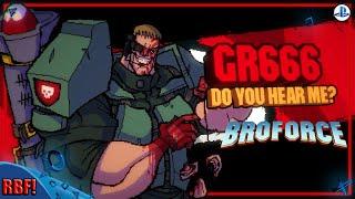 Random Boss Fight!   Broforce   GR666 [PS4 2016]