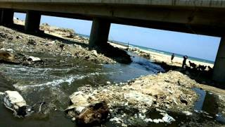water crisis in gaza strip.wmv