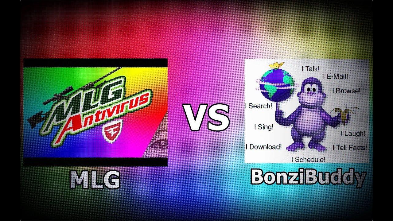 BonziKill.exe | Что говорит Bonzi?