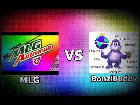 MLG Antivirus VS BonziKill {A-V Test #13}
