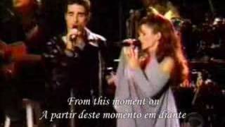 Shania Twain and BSB -  From this Moment