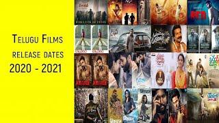 Upcoming Telugu Films Release Dates 2020 - 2021