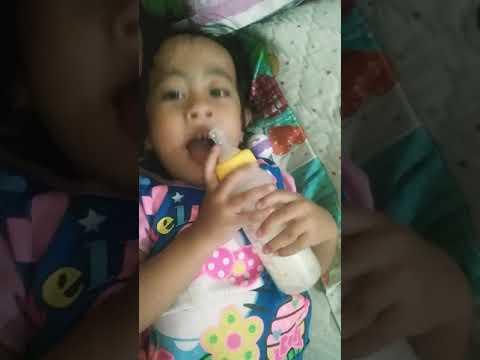 Via vallen 'sayang' versi vallen junior 'Afifah' #viavallen #2018 #sayang