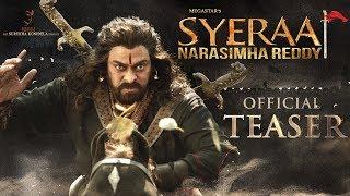 Telugutimes.net Sye Raa Narasimha Reddy Teaser