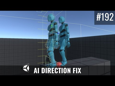 #192 AI Direction Fix (Part3) - Unity Tutorial thumbnail