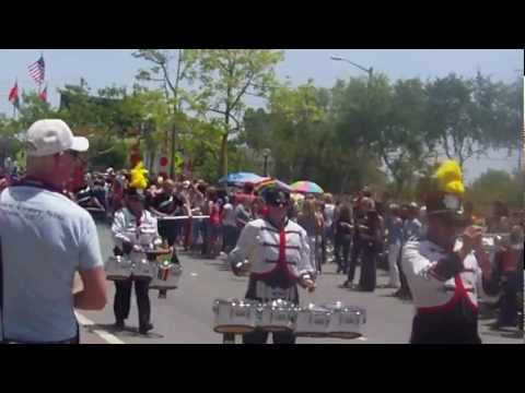 Gay marching band ANAL