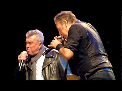 Tougher Than The Rest - Bruce Springsteen & Jimmy Barnes - Hanging Rock 2 - 31-03-2013