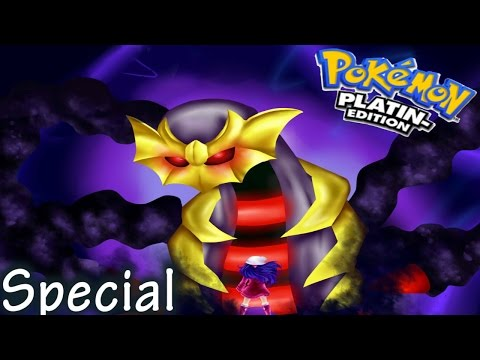 Let's Play Pokémon Platin [German] #Finale - Arceus, Der Pokémon-Gott