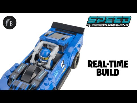 LEGO 75891 - Chevrolet Camaro ZL1 Race Car - Speed Champions - Build Review