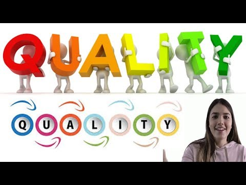 Quality | What is Quality ? Define Quality ? True meaning of Quality | What is Reliability ?