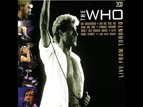 The Who - Live From Toronto 1982 (Full Album)