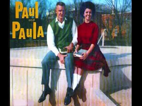 Paul & Paula - First Day Back At School - 1963 45rpm