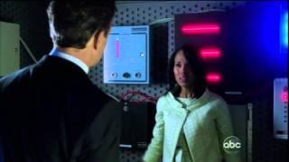 Scandal Olitz: 2x14 Church, Hallway...WH Closet.