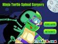 Ninja Turtle Spinal Surgery Online Free Flash Game Videos GAMEPLAY