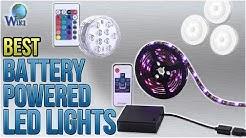 10 Best Battery Powered LED Lights 2018