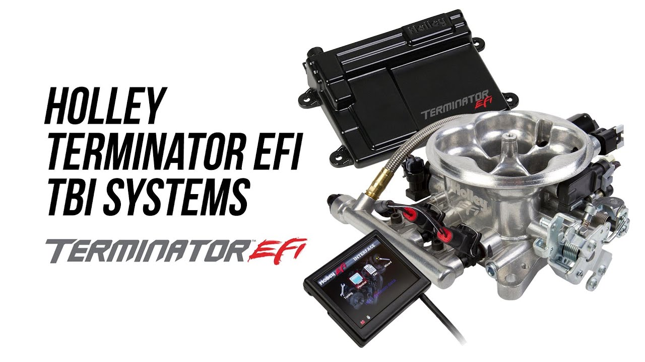 Gm Ls Engines >> Terminator EFI Throttle Body Injection System for GM LS Engines - YouTube