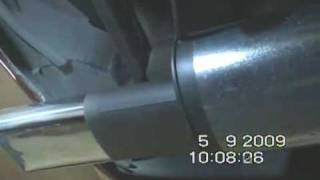 Глушитель Chevrolet Lacetti(Прямоточный глушитель UNIMIX на автомобиле chevrolet lacetti. Заказать глушитель можно в интернет магазине http://silenser.com.ua., 2009-09-07T06:49:06.000Z)
