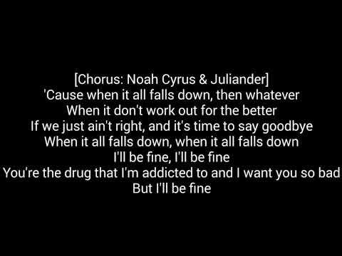 •  alan-walker  ~all-falls-down  -lyrics•