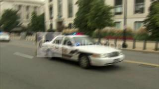 CAPITOL SHOTS FIRED-ARMED SWAT TEAMS