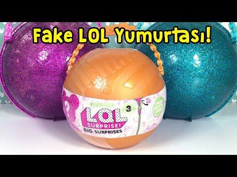 LQL Dev Sürpriz Yumurta Bebekleri - Bu Nasıl Bir Bebek?!
