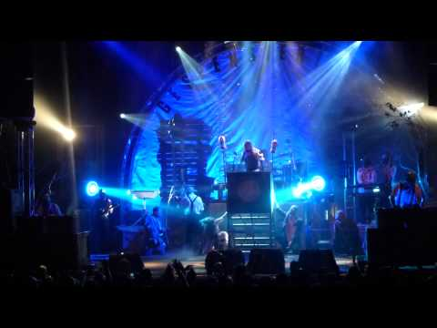 Mushroomhead Destroy The World Around Me and Born Of Desire Live @ The Halloween Show Cleveland OH 10 27 2012
