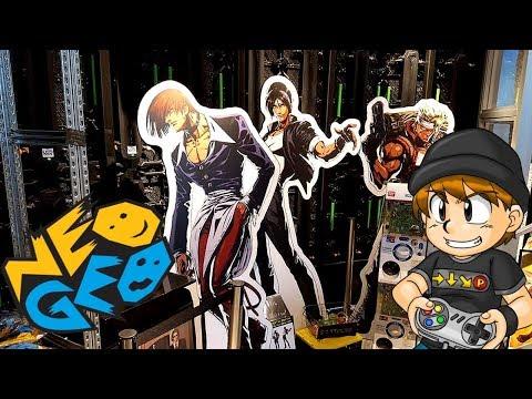 Exploring Neo-Geo Land in Akihabara!