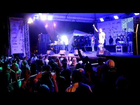 Dj Private Ryan Live at Reggae in the Park 2018 (Antigua Sailing Week)