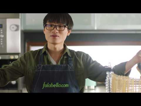 ¡Falabella y Yuhui nos muestran todo para hacer pastas!