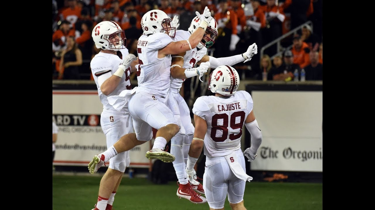 Stanford - Oregon Recap / Pac 12 North Outlook - STANFORD WINS ROUND 1