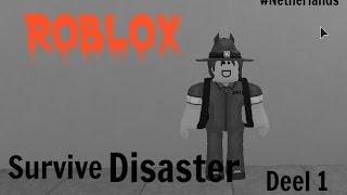 ROBLOX Diaster Part 1-English