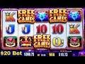 Loteria Lock It Link Slot Machine BIG WIN | Spin It Grand Slot Machine BONUSES Up to $20 Bet