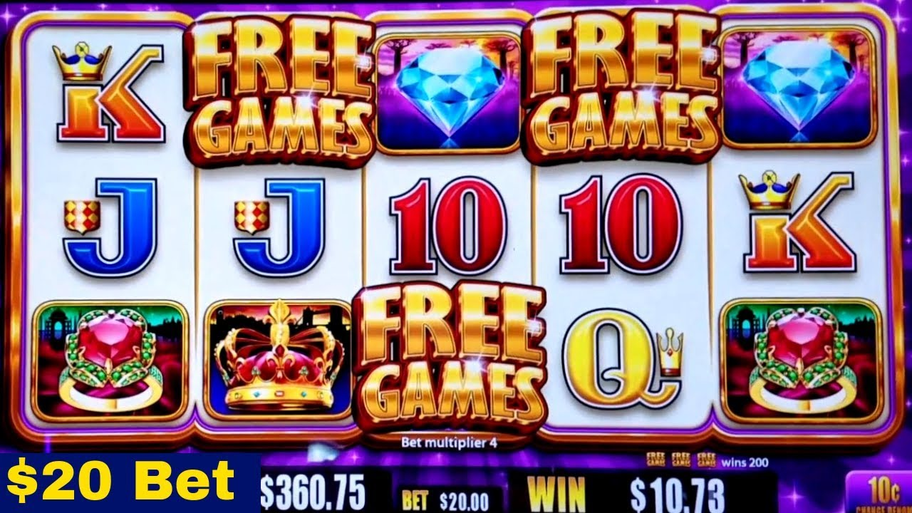 Youtube big slot machine wins prizes