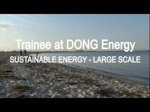 Trainee at DONG Energy - SUSTAINABLE ENERGY - LARGE SCALE - the offshore cable temperature project