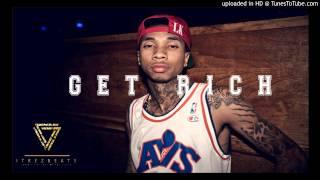 """Get Rich"" Instrumental (Tyga, YG, Chris Brown Type Beat) [Prod. by @ITrezBeats]"