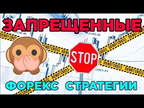 Запрещенные Forex стратегии
