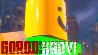 GOROD KROVI - ROBLOX EASTER EGG ENDING! (Black Ops 3 Zombies)
