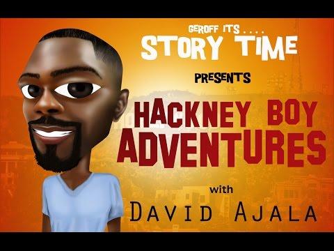 David Ajala  Hackney Boy Adventures