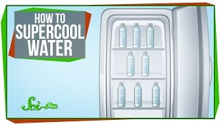 How to Supercool Water: A SciShow Experiment
