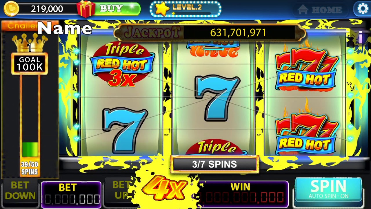 Casino Slots Jackpot