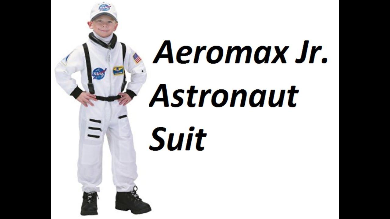 Authentic Astronaut Halloween Costume Authentic Kids Costumes  sc 1 st  YouTube & Authentic Astronaut Halloween Costume Authentic Kids Costumes - YouTube