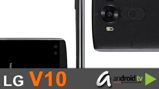 LG V10 - First Live HandsOn [GER]
