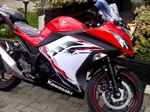 Kawasaki Ninja 250 FI ABS Teblung