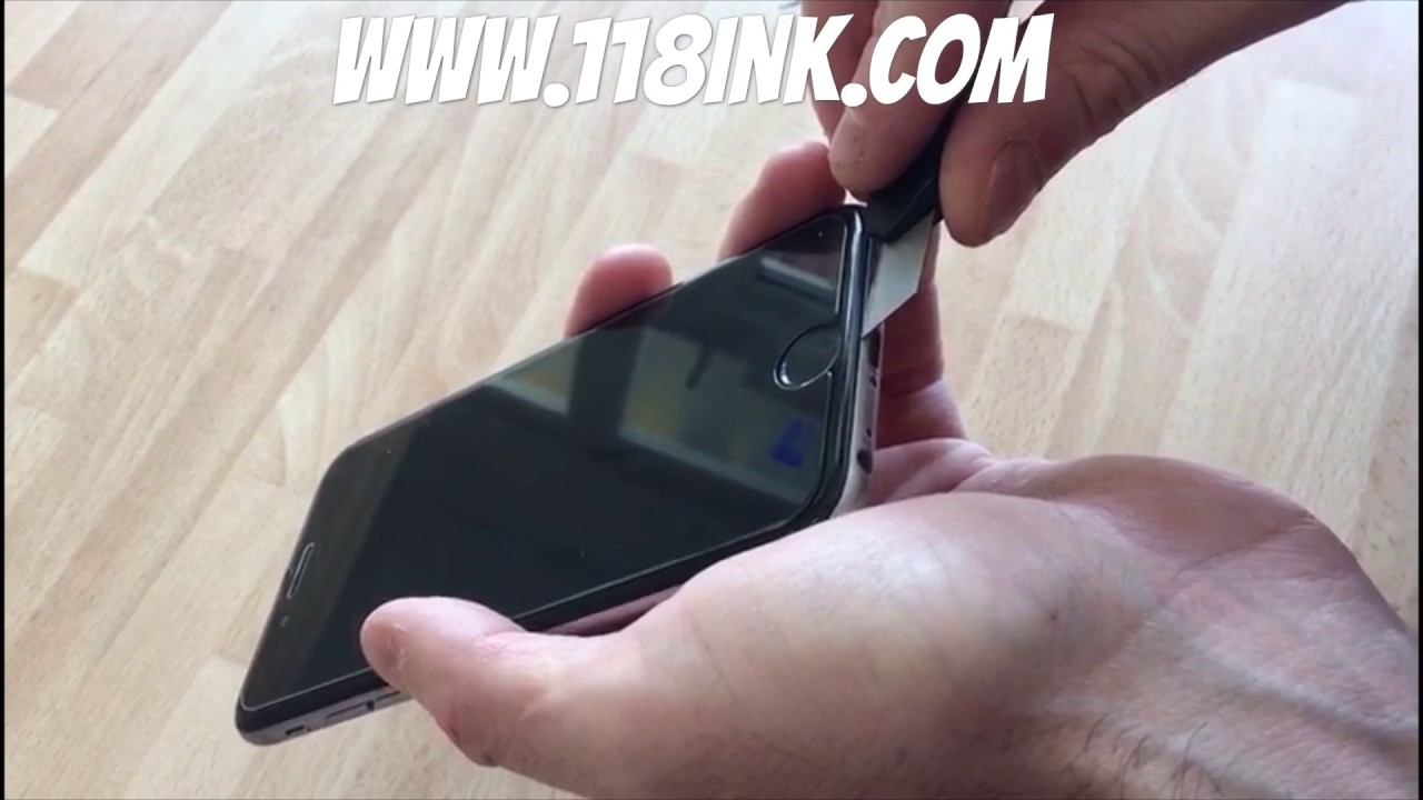plus open sollicitatie How to open an iPhone 6 or 6 plus the easy way without damaging