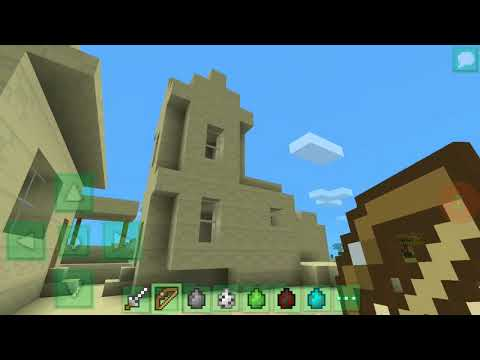 Minicraft 2 : Building And Crafting |Free Minecraft PE|Android Gameplay