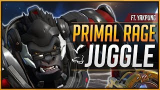 How to PRIMAL RAGE JUGGLE COMBO Properly ft. Defiant Yakpung (조경무)