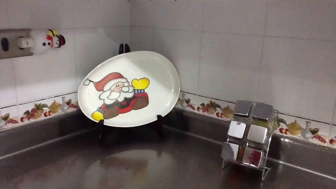 Navidad 2015 christmas house tour tour por mi cocina for Como disenar mi cocina por internet