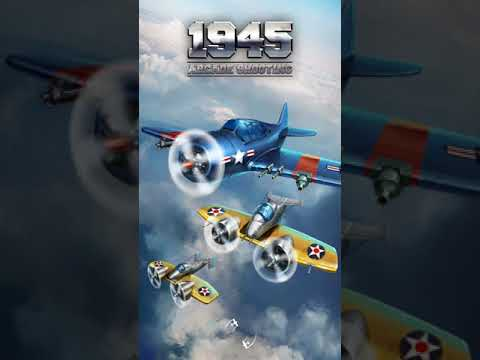 1945 Air Force Classic arcade   Levels 1-3   Adnroid Gameplay